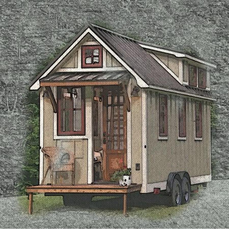 was ist ein tiny house von backoffice more fisch fleisch. Black Bedroom Furniture Sets. Home Design Ideas
