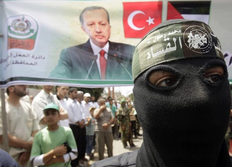 Bildergebnis für aron erdogan hamas