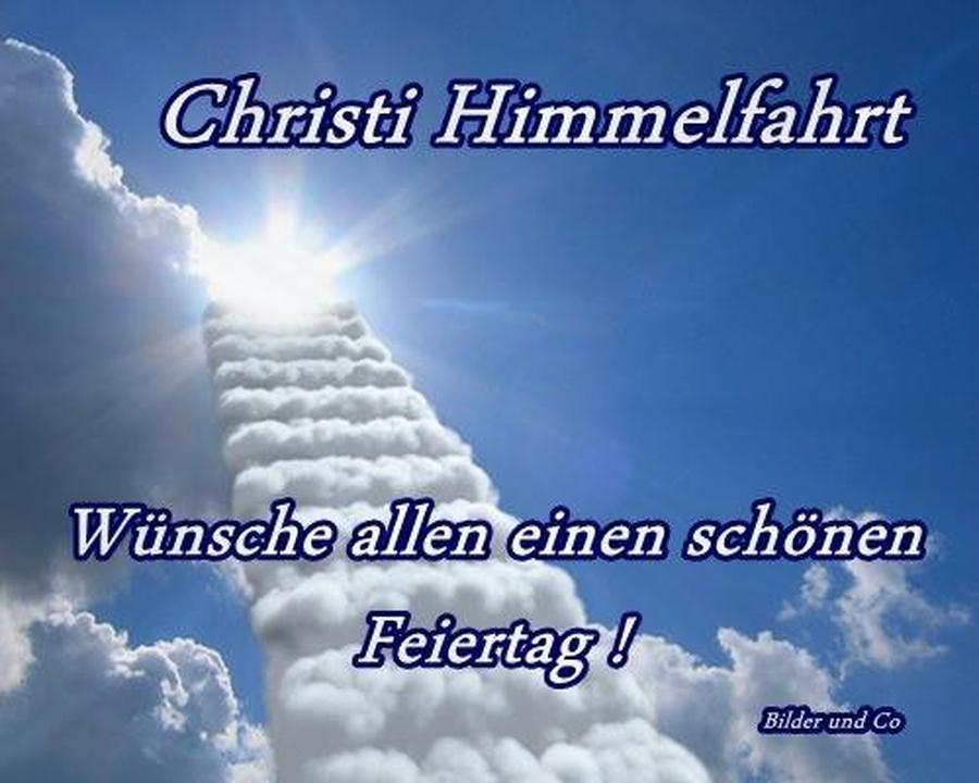 Christi Himmelfahrt Sprüche